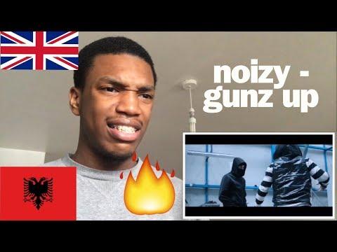 Noizy  Gunz Up   HD REACTION