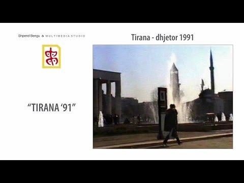 Tirana. Dhjetor 1991 (Arkiv)