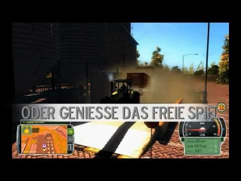 Der Landwirt 2014: Neuer Gameplay-Trailer zur Agrar-Simulation