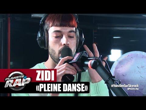 Youtube: [Exclu] Zidi«Pleine danse» #PlanèteRap