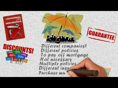 Question Nr#60: Multiple Life Insurance Policies from different companies