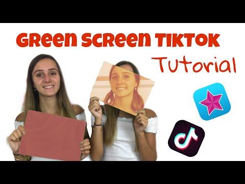 Tutorial: Green Screen TikTok mit Videostar (kostenpflichtig) | lesotwins 👯♀️