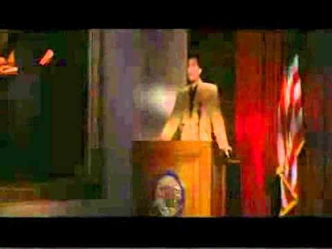 """On Deadly Ground Speech"" 1994 Steven Seagal - Alternative Energy, Pollution, Corruption HQ"