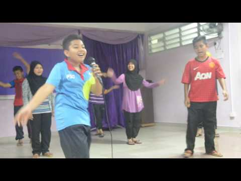 Persembahan Drama Lagu ( Aiman Tino )