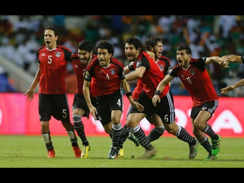 CAN 2017 : EGYPTE 1-1 BURKINA FASO COMMENTAIRE RADIO