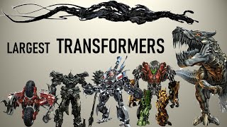 Top 10 Largest Transformers