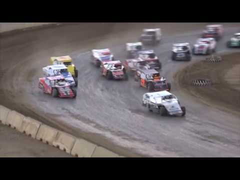 Modified Mayhem Night Full Highlights - Clay County Fair Speedway - 7/8/18