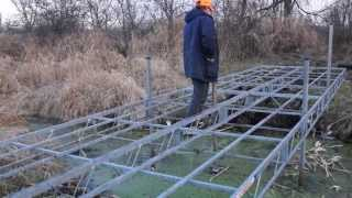 Diy Atv Creek Bridge