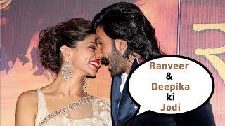 Latest Bollywood Updates   New Couple of Bollywod Deepika Padukone & Ranveer Sing