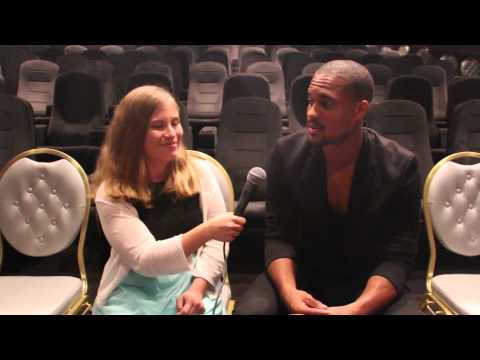 Marcus Mitchell Interview - High Strung Movie Exclusive Screening