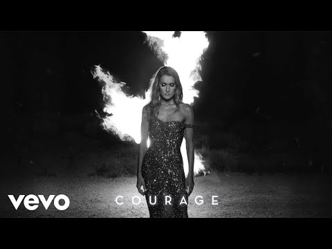 "Céline Dion – ""Courage"""