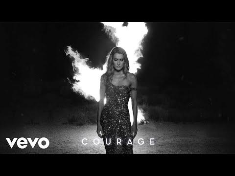 Céline Dion (Tradução) – Courage (Letra)