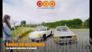 Lancia Beta coupé & Porsche 911 Classic T - Rouler en ancienne au quotidien, est-ce possible ? 1/2