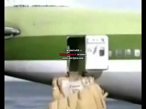 Atterrissage En Catastrophe   Vol Gulf Air Paris Bagkok Chiang Mai