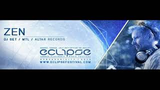 DJ Zen mix @ Eclipse Festival 2014 (Stellar stage) [Altar Records]