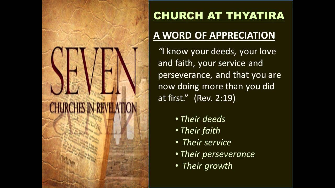 Thyatira Today