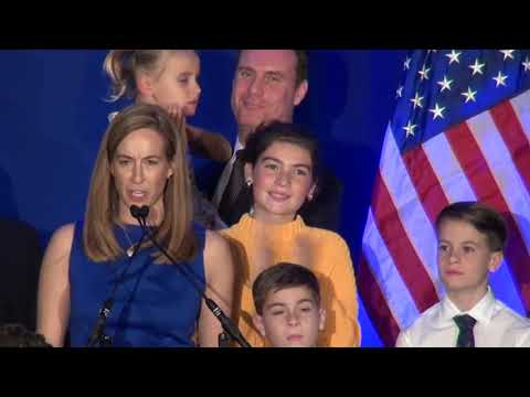 Democrat Mikie Sherrill Wins New Jersey's 11th District Congressional Seat