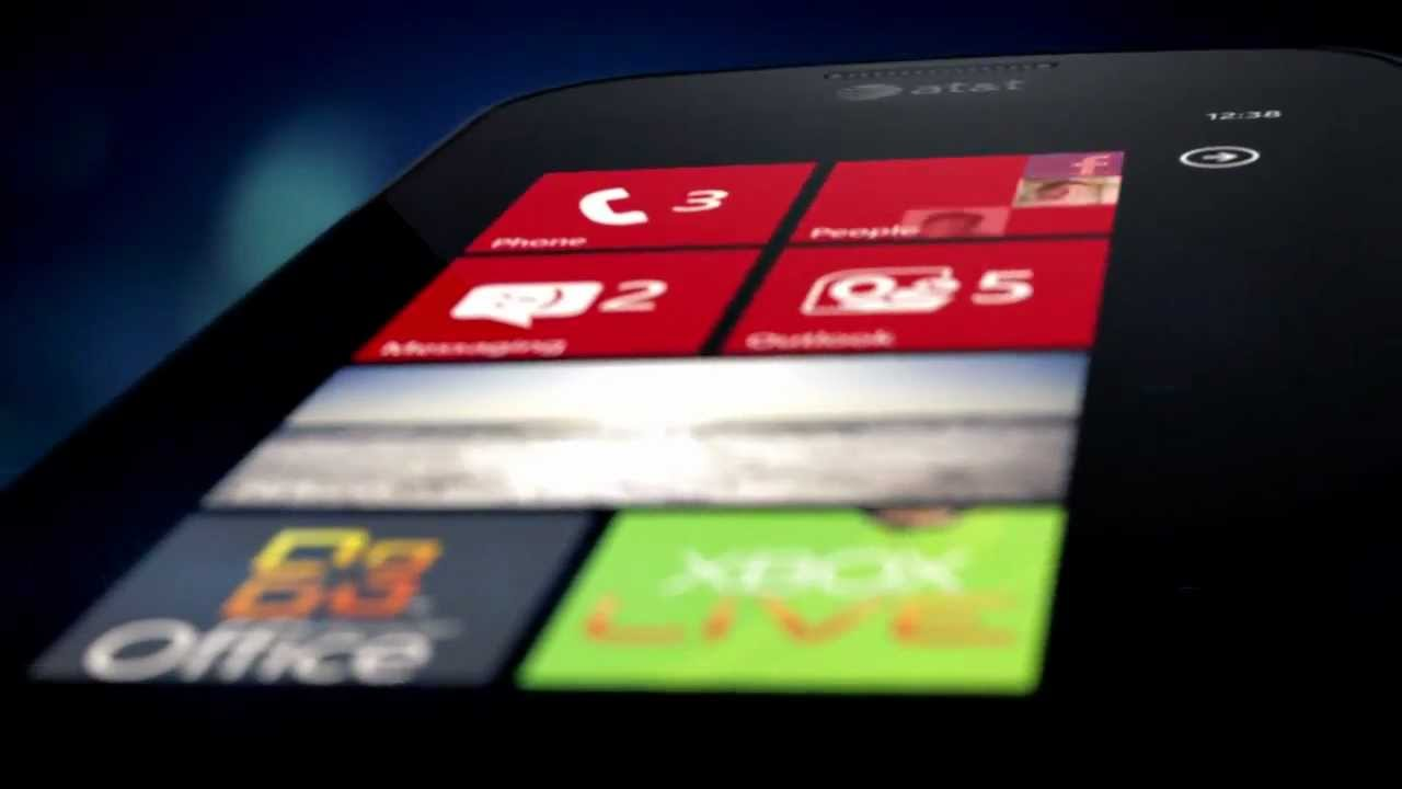 Windows Phone 7 - Intro