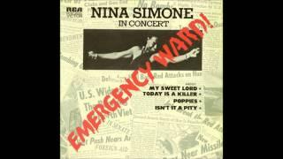 Nina simone my sweet lord