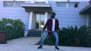 Mr Eazi -  leg over  (dance video)