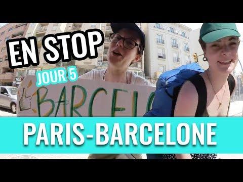 5/5 | Charlie & Élise font PARIS-BARCELONE EN STOP (jour 5)