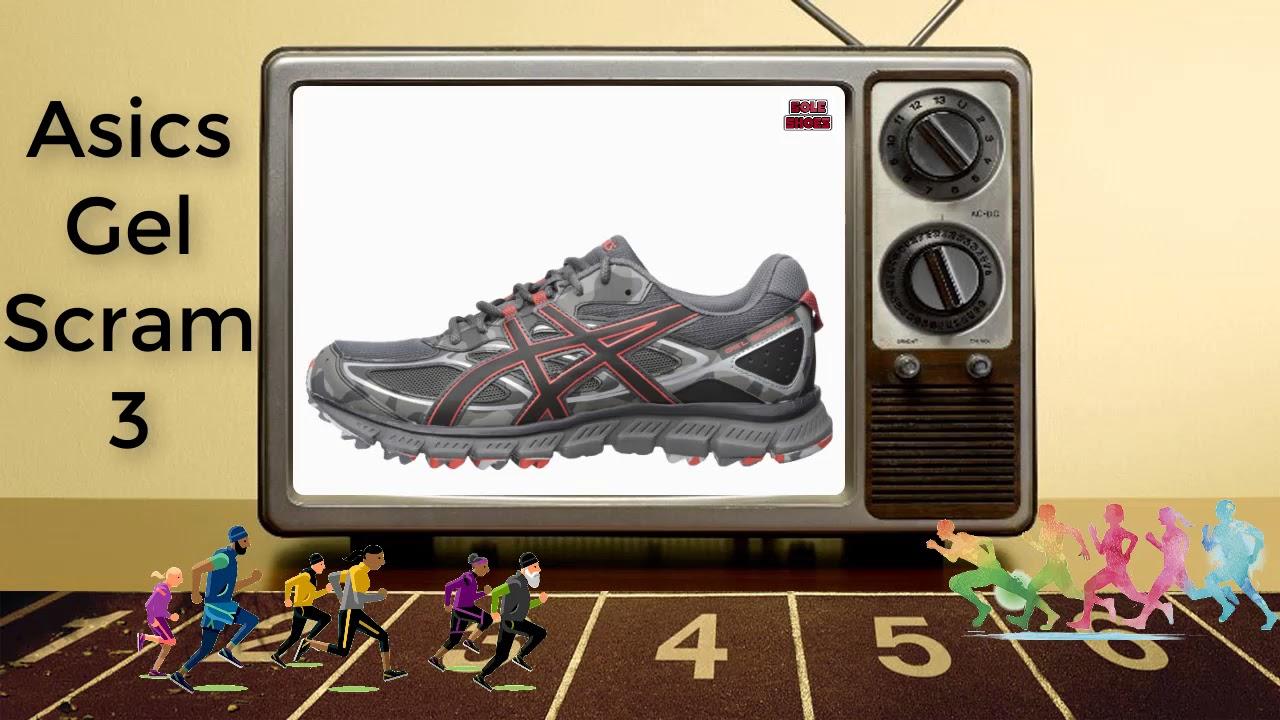 arrives 2361d b853e Asics Gel Scram 3 |Best Running Shoes