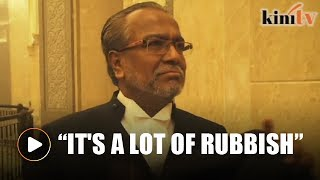 Shafee: I'll see Anwar in court over the alleged RM9.5 million payout
