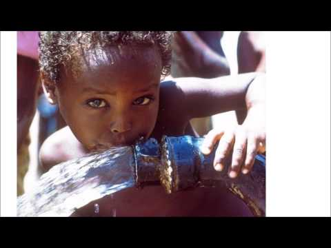 Felix baut Brunnen in Äthiopien