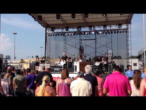 Matt Maher - Glory Bound (Live at Kentucky State Fair 2015)