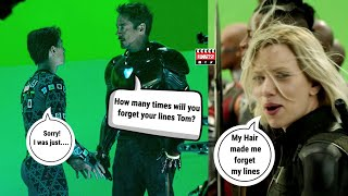 Funny Moments Mcu We Always Forget