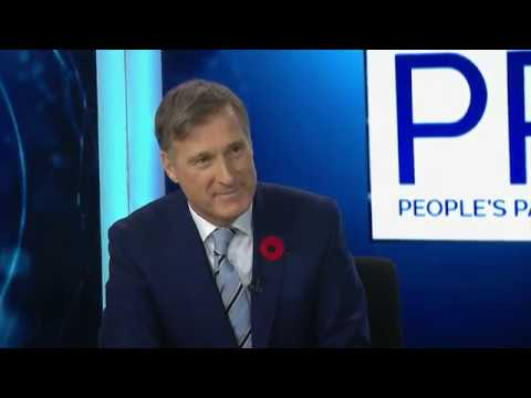 People's Party of Canada official approval is a matter of weeks: Maxime Bernier