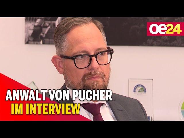 Mattersburg: Anwalt von Pucher im Interview