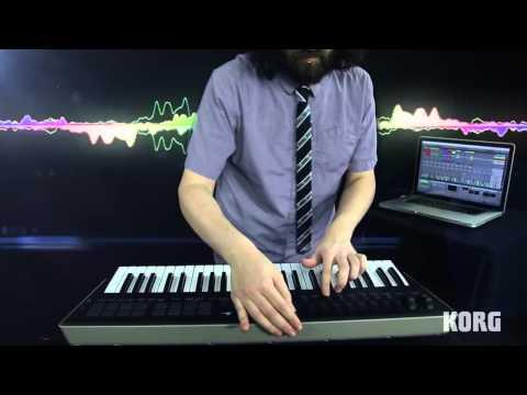 KORG taktile et TRITON taktile : clavier contrôleur USB et synthétiseur (La Boite Noire)