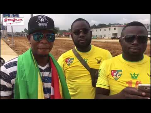 Football - CAN2017 / CIV vs Togo : Les  togolais confiants pour la victoire face aux Eléphants