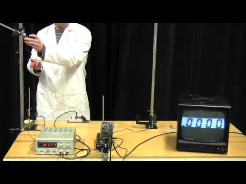 MIT Physics Demo -- Potential Energy to Kinetic Energy