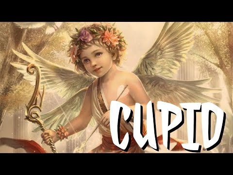 MF #24: Cupid, The God of Love and Desire [Roman Mythology]