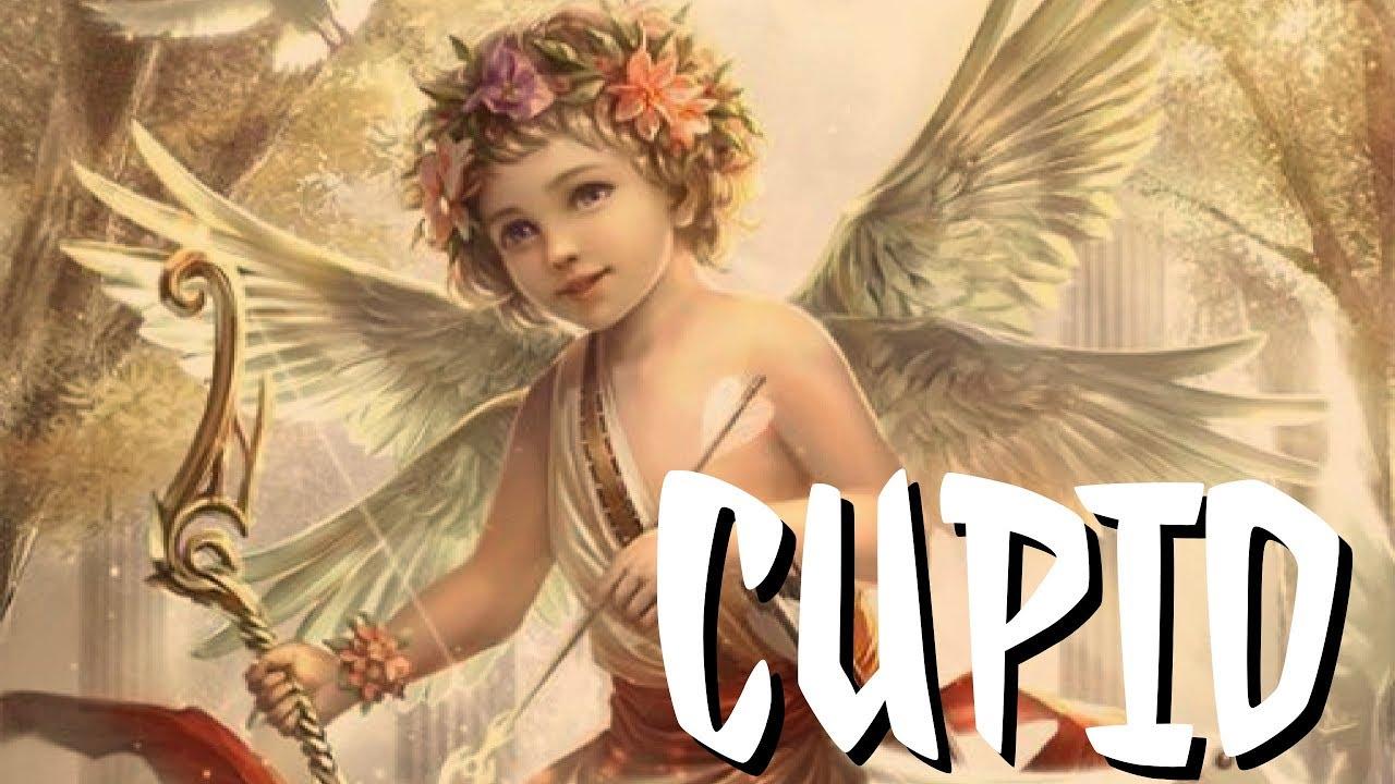 cupid and diana mythology