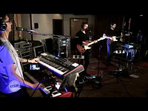 """Alt-J performing """"Every Other Freckle"""" Live on KCRW"""