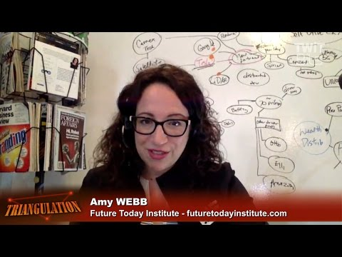 Amy Webb on Futurism: Pay Attention to the Fringe