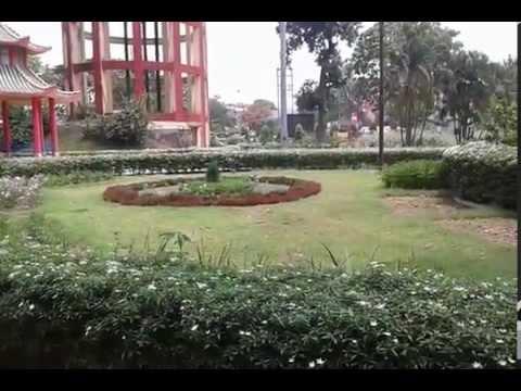 Buddha Park at Kalyani, w.b.