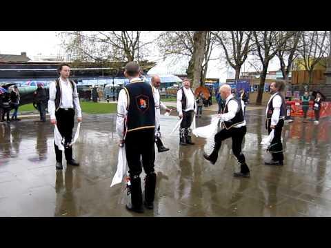 Morris Dance (English Folk Dance)