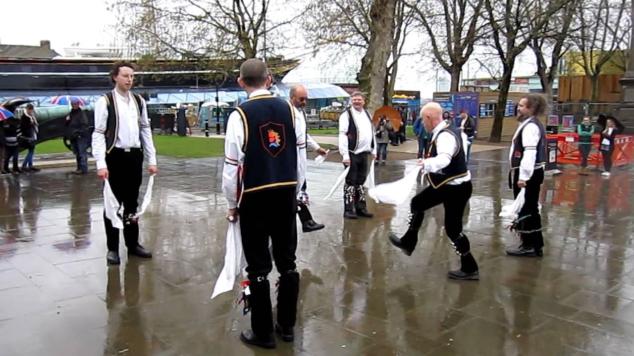 Morris Dance English Folk Dance Youtube