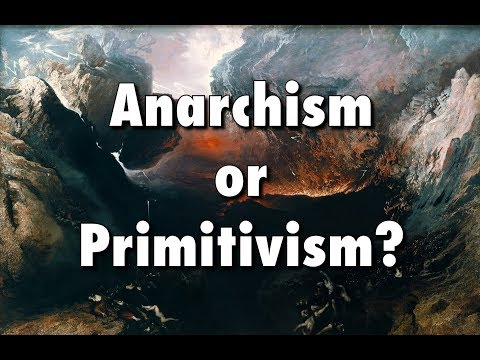 A Free Mass Society? Anarchism or Primitivism