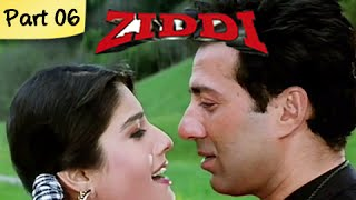 Ziddi (HD) – Part 06 of 15 – Superhit Blockbuster Action Movie &#821 …