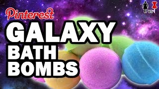 DIY Galaxy Bath Bombs, Corinne VS Pin #20