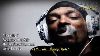 Snoop Dogg ft. R. Kelly - That
