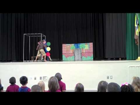 Curious George the Play at The Dufrocq School