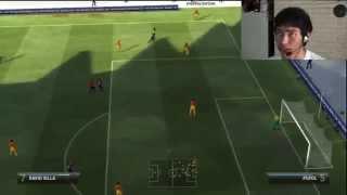 FIFA 13 Online Gameplay Esto no es lo mio !!! de fernanfloo y produsido por jorge