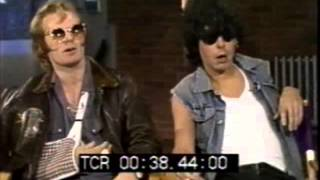 The Pretenders - Martin Chambers & Pete Farndon interview 1981