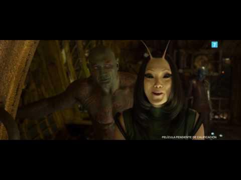 Guardianes de la Galaxia Vol. 2 - Trailer Super Bowl subtitulado en español (HD)
